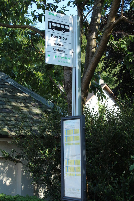 Bus Stop, Kirkbean