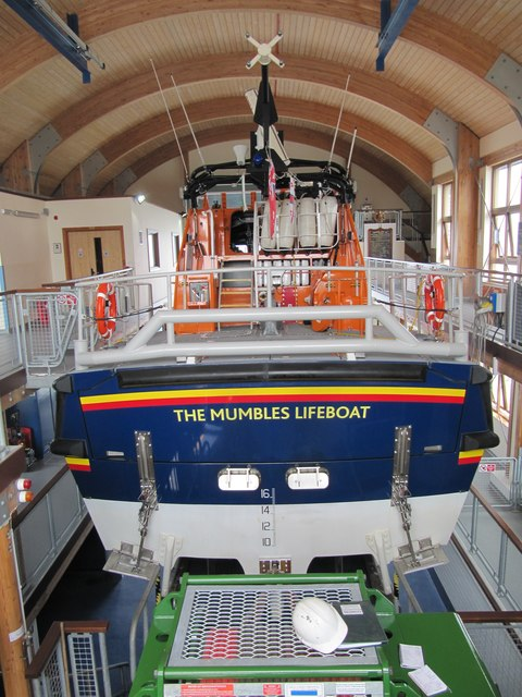 The Mumbles Lifeboat