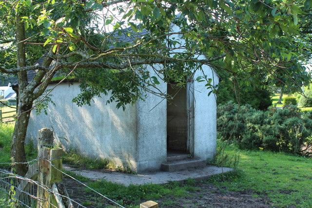 Old Telephone Exchange, Kirkbean