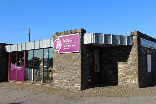 Tourist Information Centre, Kirkcudbright