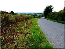 H6556 : Armaghlughey Road, Skey / Loughans by Kenneth  Allen