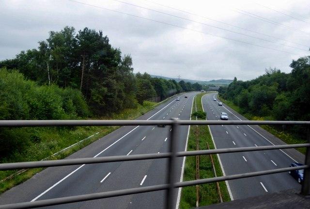 M67 near Godley
