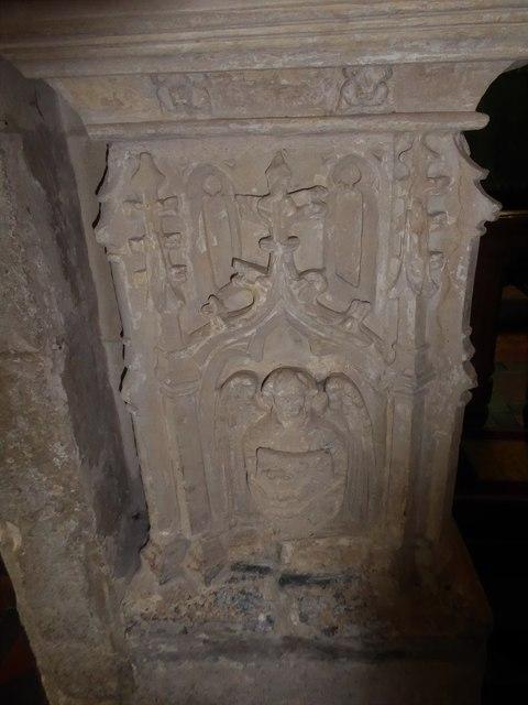 Inside St Andrew, Backwell (D)