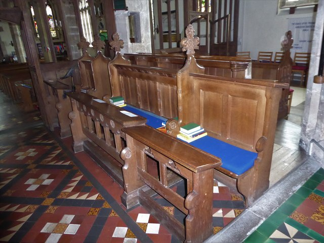 Inside St Andrew, Backwell (M)