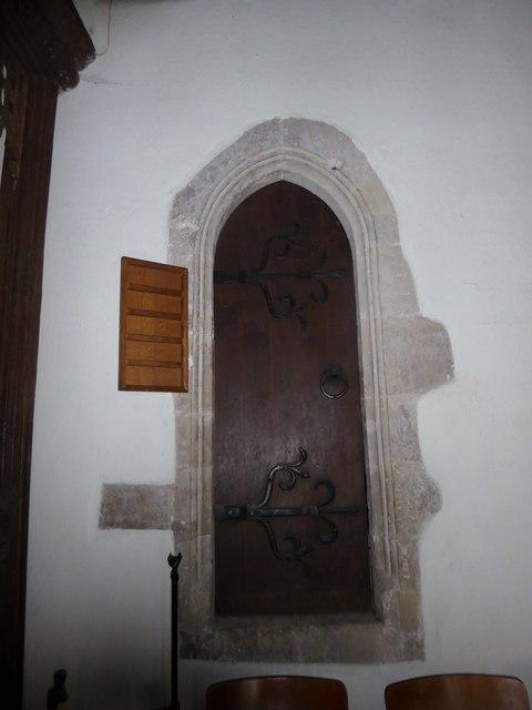 Inside St Andrew, Backwell (Q)