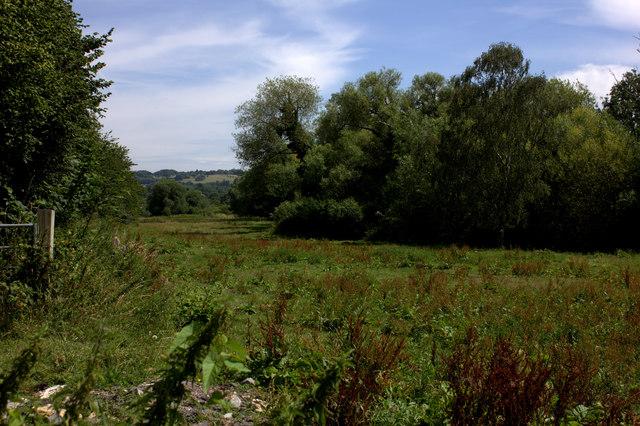 Open land off Nutfield Lane