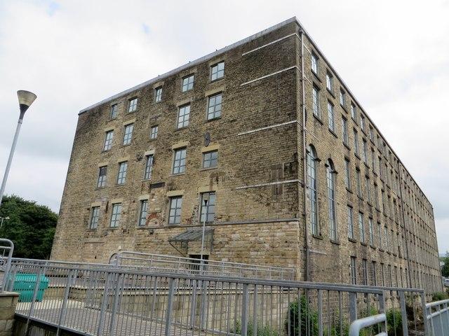 Wren's Nest Mill, Glossop