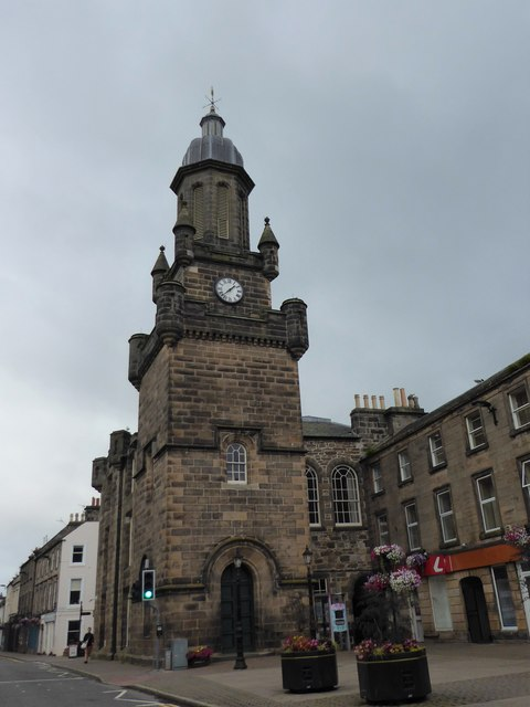 Tolbooth, Forres