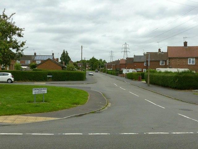 Coronation Road, Stanley