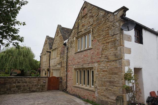 Houses on Primrose Lane, Liversedge