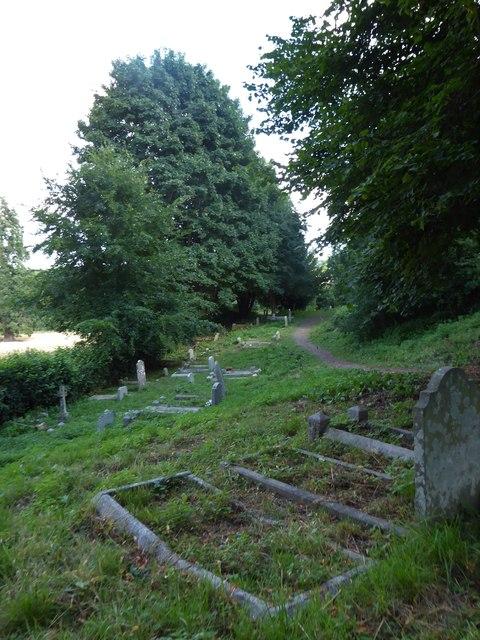 An evening visit to St Mary Lamberhurst (b)