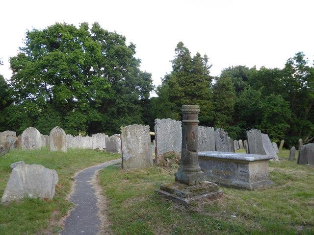 An evening visit to St Mary Lamberhurst (e)