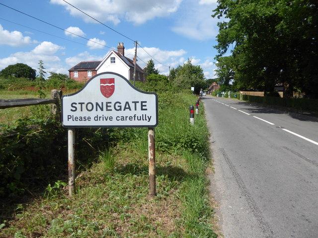 Stonegate's boundary