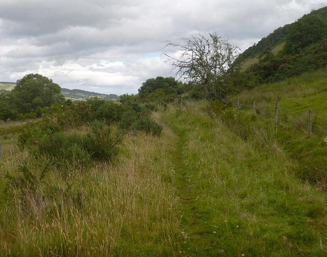 Old railway line, by Blairninich
