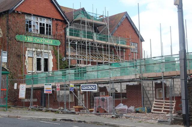Conversion & renovation of the former Oakdale Public House, Oakdale