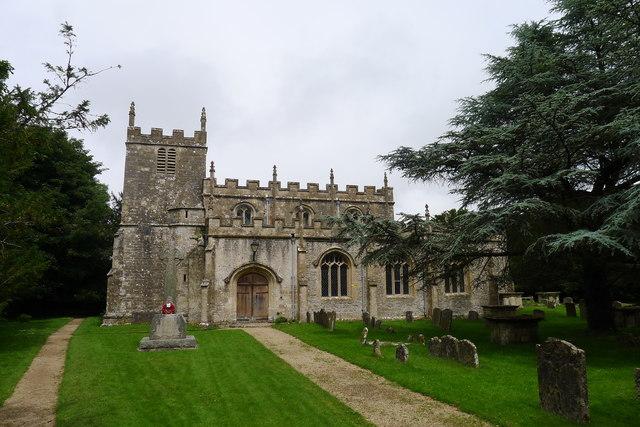 Church of the Holy Trinity, Cold Ashton