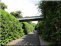 X3396 : Bridge over the Waterford Greenway by Jonathan Thacker