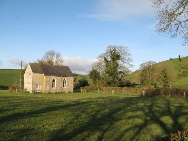 Obley chapel house