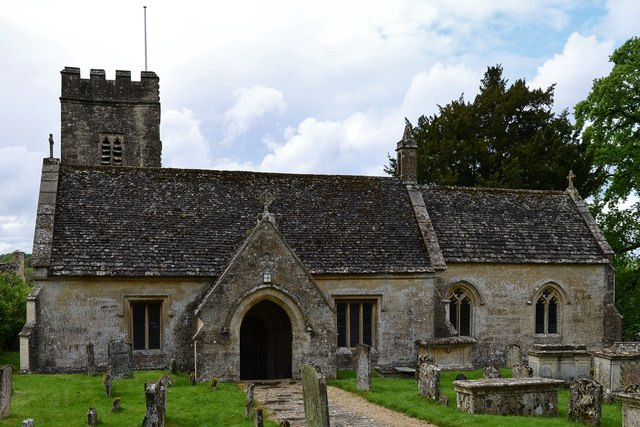 Little Barrington, St. Peter's Church