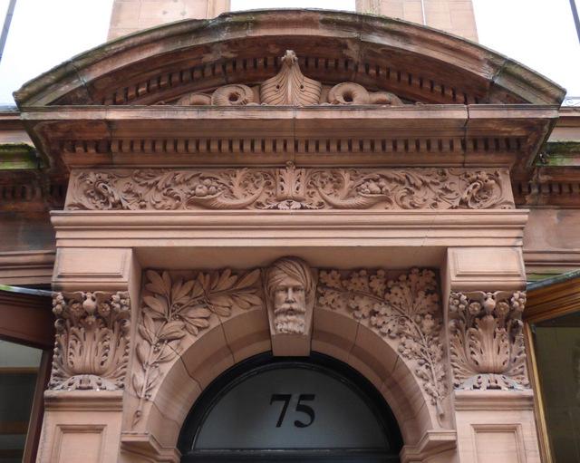 75 Bothwell Street - former Glasgow Weekly Mail building