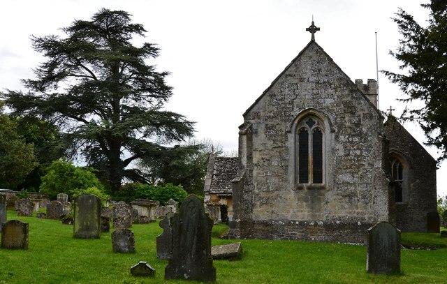 Little Barrington, St. Peter's Church, eastern aspect