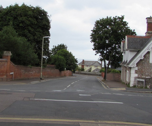 Maer Road, Exmouth