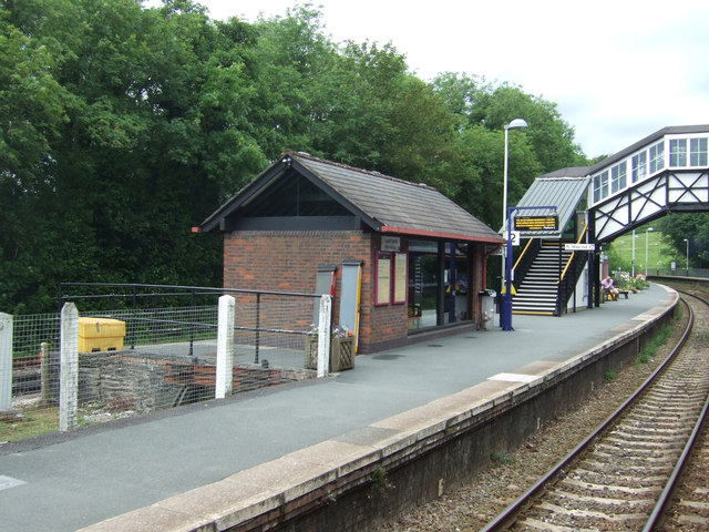 Bodmin Parkway Railway Station