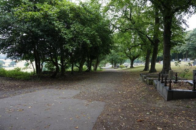 Liversedge Cemetery