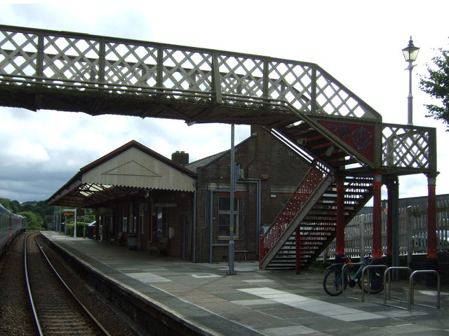 Redruth Railway Station