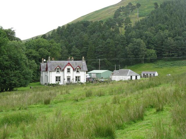 Glencotho in Glen Holm