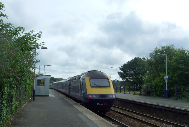 Hayle Railway Station