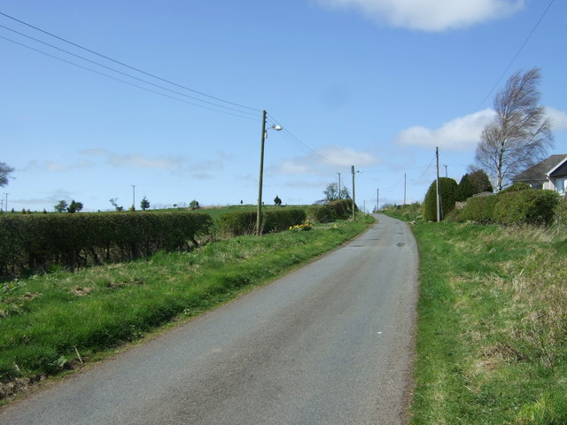Halliburton Road, Greenlaw