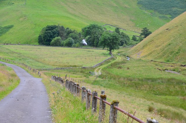 Track to Key Cleuch