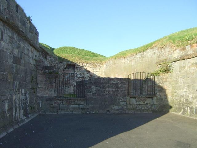 Fortifications, Berwick