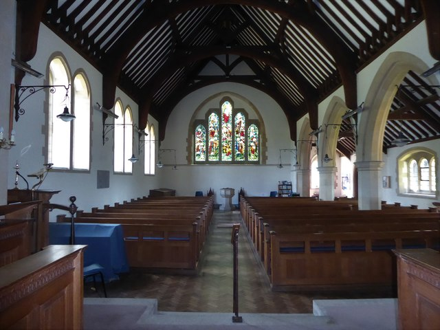 St. Peter, Stonegate:  aisle