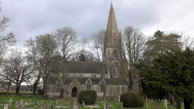 St Michael and All Angels, Leafield