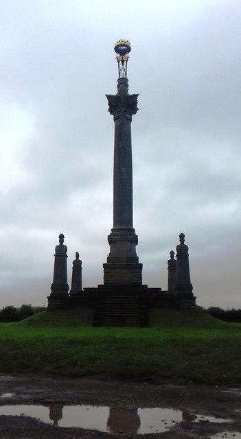 The Earl of Carlisle Monument
