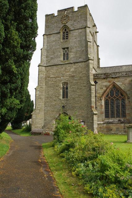 St Andrew's Church, Presteigne