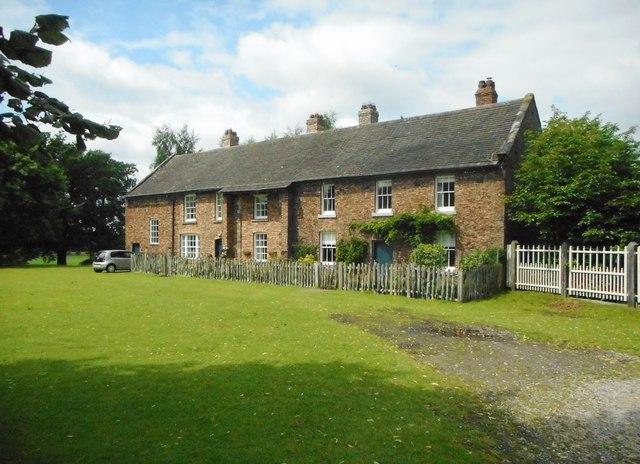 Barn Cottages, Dunham Massey
