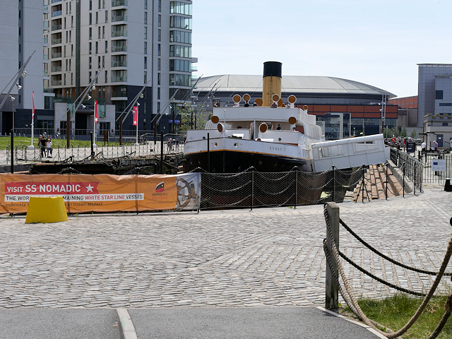 The Titanic Experience, SS Nomadic