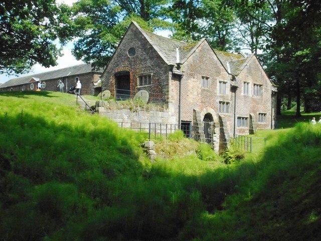 The Saw Mill, Dunham Massey