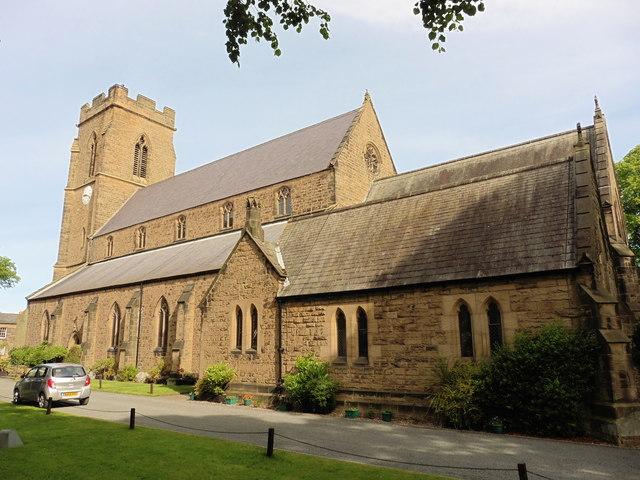 Alnwick, St Paul