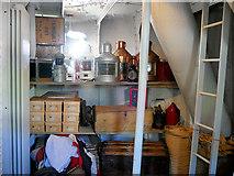 J3575 : Lamp Room, SS Nomadic by David Dixon