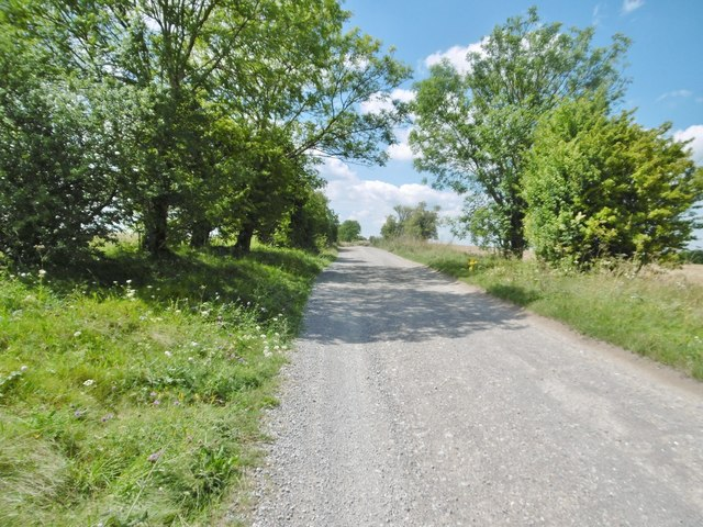 Coulston, byway