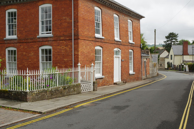 Church House, Presteigne