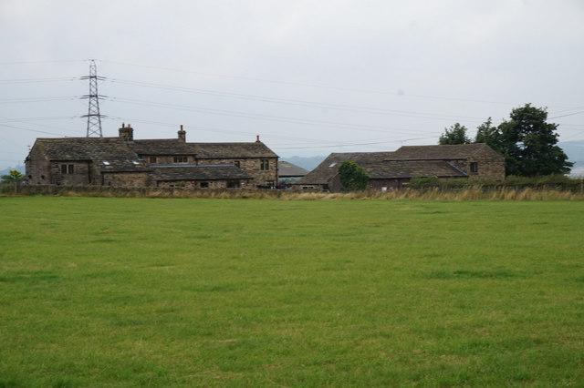 Soap House Farm near Hartshead