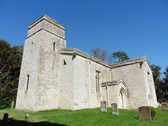 Kiddington, St Nicholas