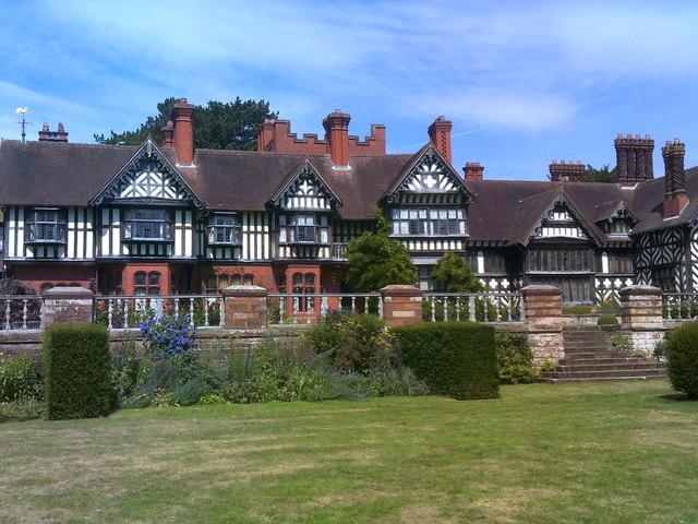 Manor Scene