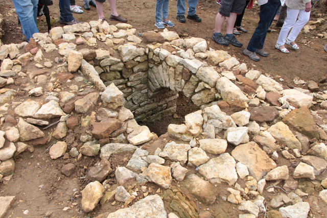 Croxton Kerrial 12thC Medieval Manor House: excavations (10)