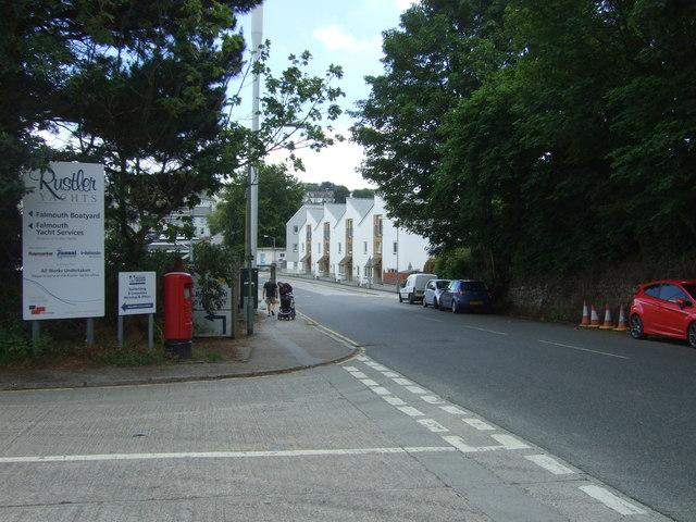 North Parade, Falmouth